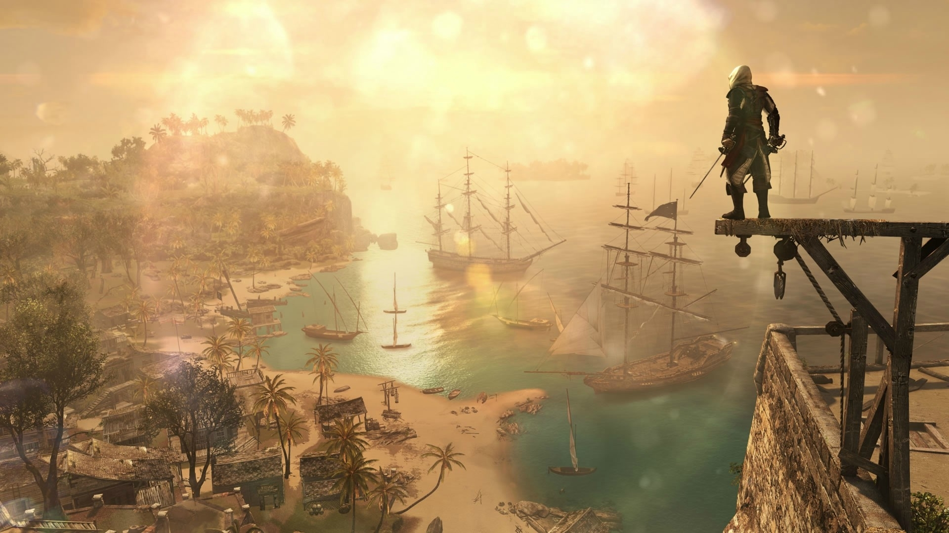 10 new assassins creed black flag wallpaper full hd 19201080 for title assassinamp039s creed iv black flag full hd wallpaper and background dimension 1920 x 1080 file type jpgjpeg voltagebd Image collections