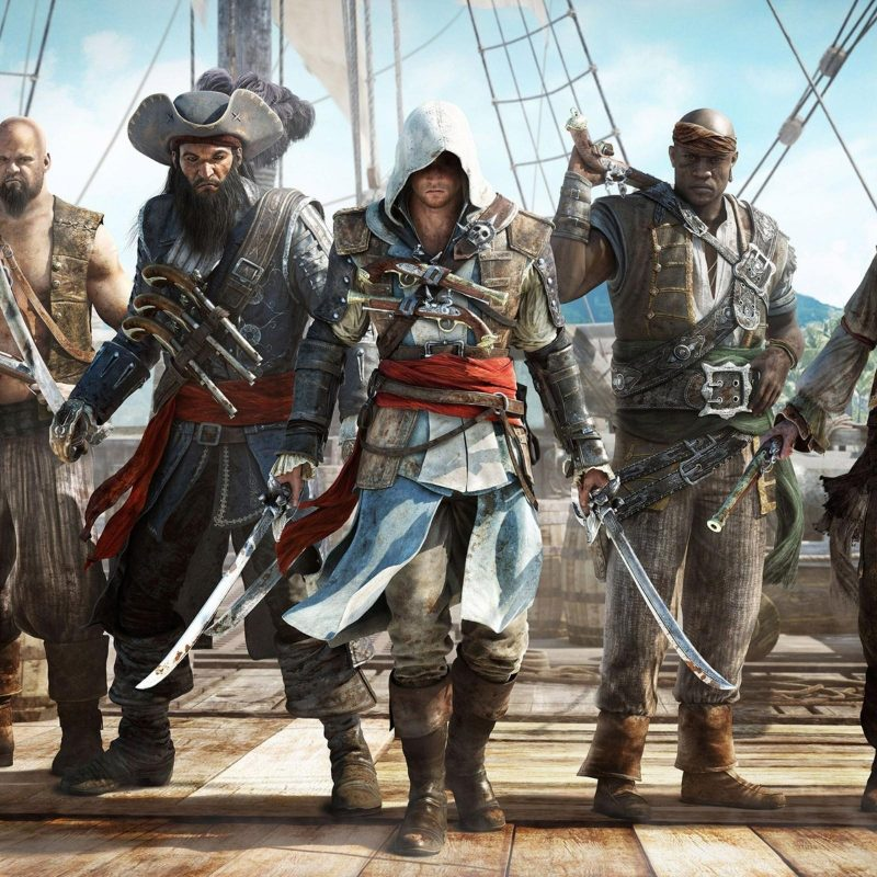 10 Most Popular Assassin's Creed 4 Wallpaper FULL HD 1080p For PC Background 2018 free download assassins creed iv black flag hd wallpapers 800x800