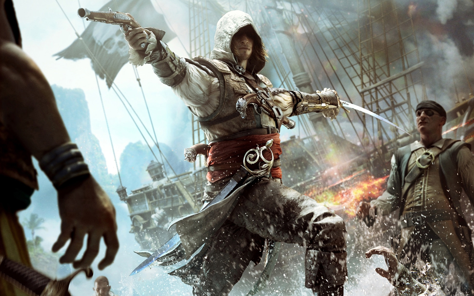 assassin's creed iv black flag wallpapers | hd wallpapers | id #12279