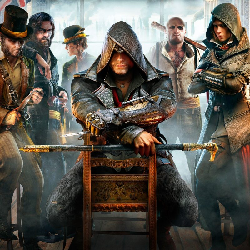 10 Top Assassin's Creed Syndicate Wallpaper FULL HD 1920×1080 For PC Background 2018 free download assassins creed syndicate e29da4 4k hd desktop wallpaper for e280a2 wide 2 800x800