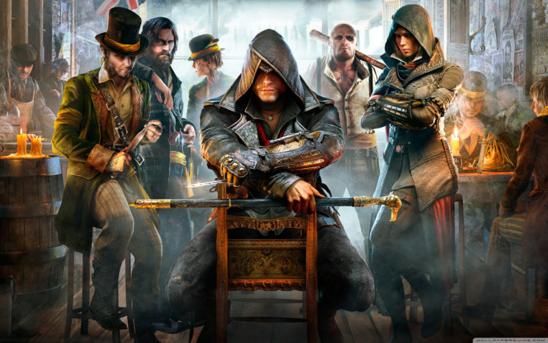 10 Most Popular Assassin's Creed Wallpaper Hd FULL HD 1080p For PC Background 2021 free download assassins creed syndicate hd wallpapers and background images 800x500
