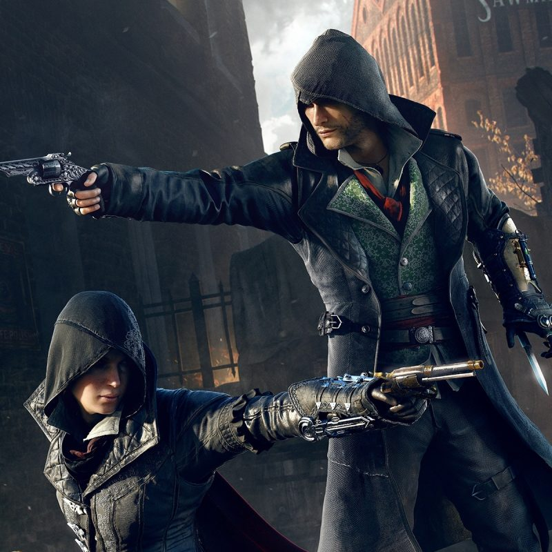10 Most Popular Assassins Creed Syndicate Wallpaper Hd FULL HD 1080p For PC Desktop 2018 free download assassins creed syndicate twin assassins wallpapers hd wallpapers 2 800x800