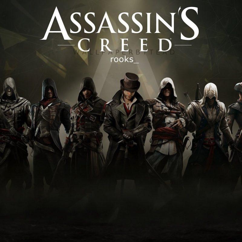 10 Most Popular Assassin Creed Wallpaper Hd FULL HD 1080p For PC Desktop 2021 free download assassins creed syndicate wallpaer 4 full hd fond decran and 1 800x800