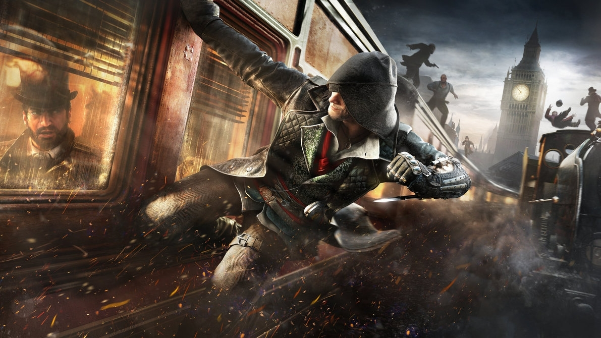 assassin's creed syndicate wallpaperamia2172 on deviantart