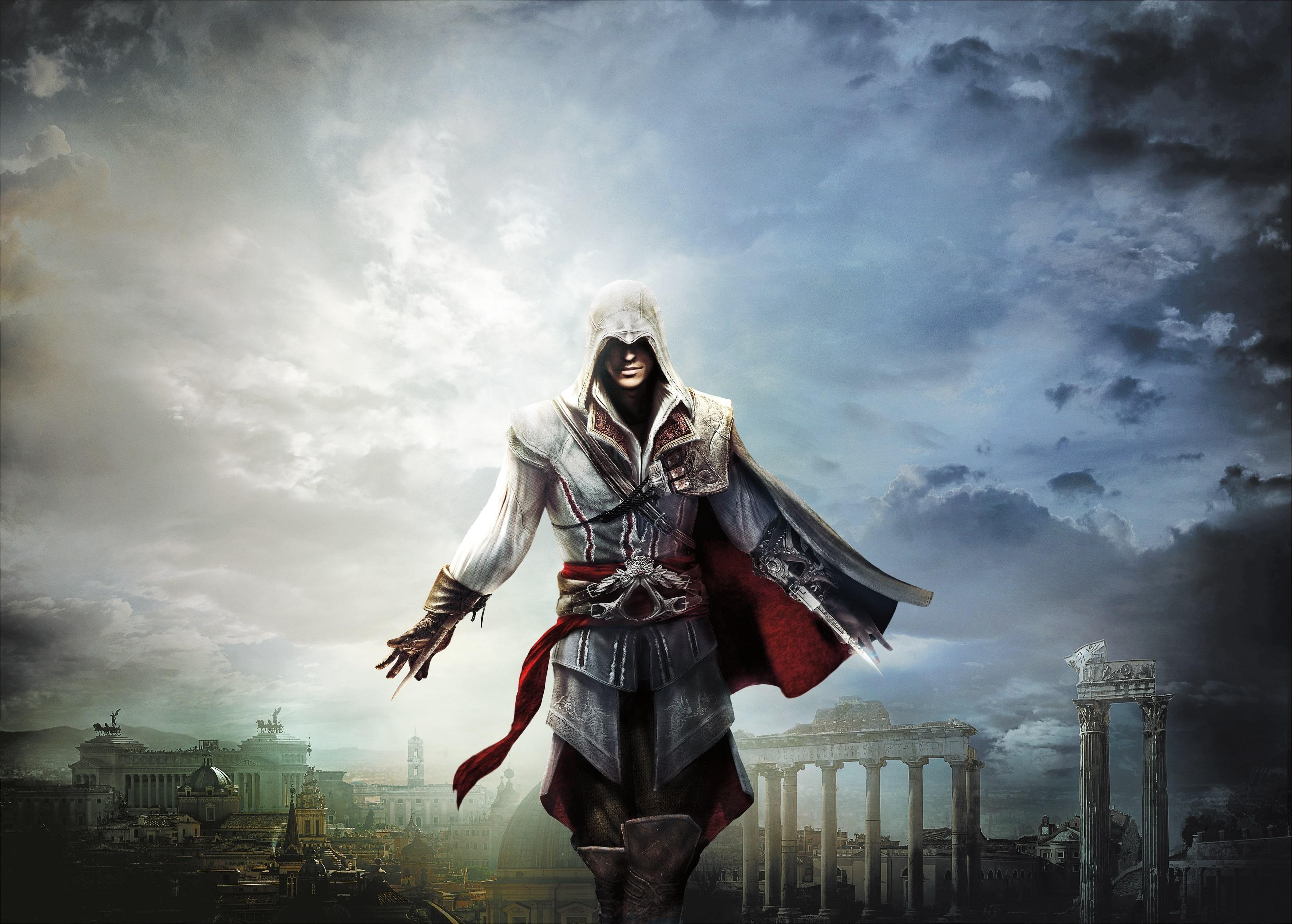 assassin's creed the ezio collection annoncée sur ps4 & xbox one