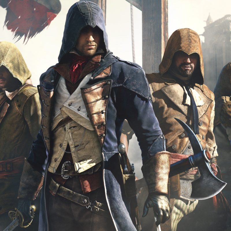 10 New Assassin's Creed Unity Wallpaper FULL HD 1920×1080 For PC Desktop 2018 free download assassins creed unity full hd wallpaper and background image 800x800