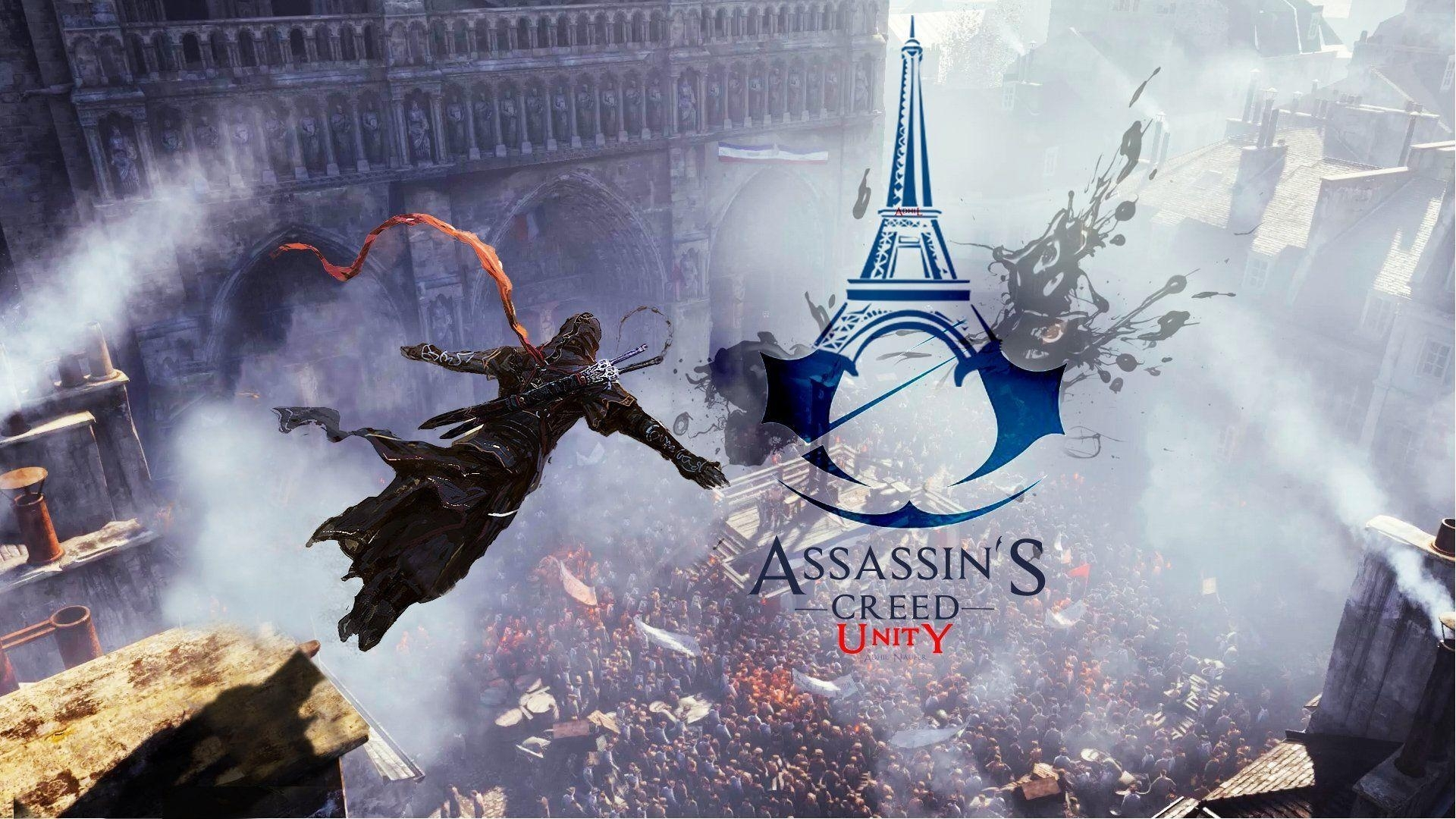 assassin's creed unity wallpapers - wallpaper cave