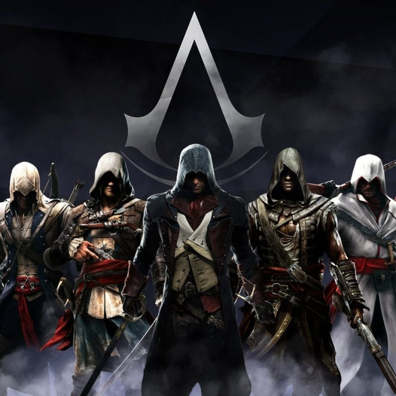 10 Top Awesome Assassins Creed Wallpapers FULL HD 1920×1080 For PC Background 2020 free download assassins creed wallpaper full hd 1920x1080p 800x800