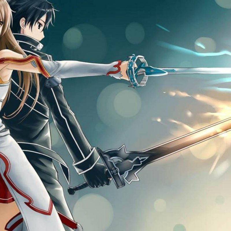 10 Top Kirito And Asuna Wallpaper FULL HD 1080p For PC Background 2021 free download asuna wallpapers wallpaper cave 800x800
