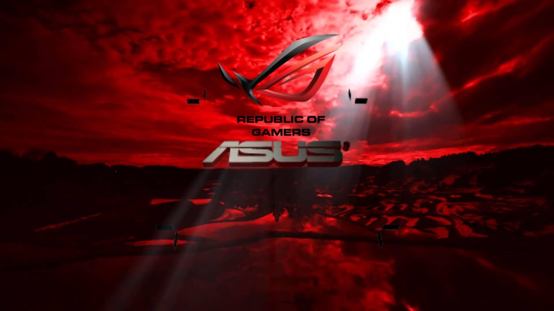 asus republic of gamers sky dreamscene - youtube