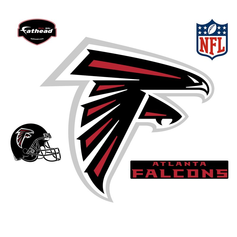 10 Latest Atlanta Falcons Symbol Pics FULL HD 1920×1080 For PC Desktop 2018 free download atlanta falcons logo wall decal shop fathead for atlanta falcons 800x800