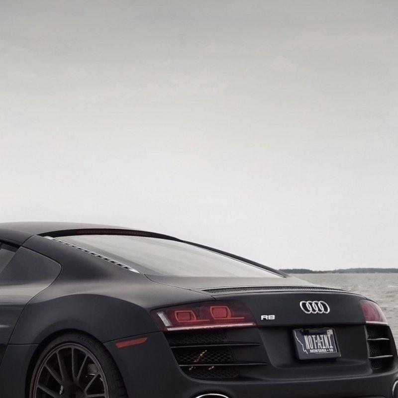 10 Most Popular Audi R8 Iphone Wallpaper FULL HD 1080p For PC Background 2018 free download audi r8 black cars ocean scenic wallpaper 50060 800x800