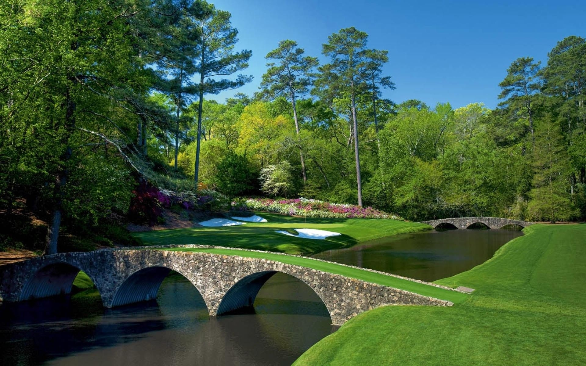 augusta national wallpaper hd (60+ images)