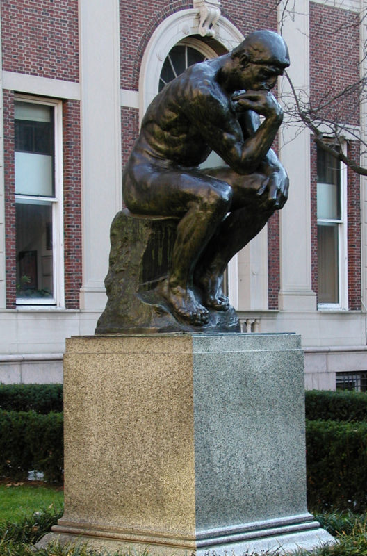 10 Top Images Of The Thinker Statue FULL HD 1080p For PC Background 2020 free download auguste rodin and the thinker public outdoor sculpture at columbia 528x800