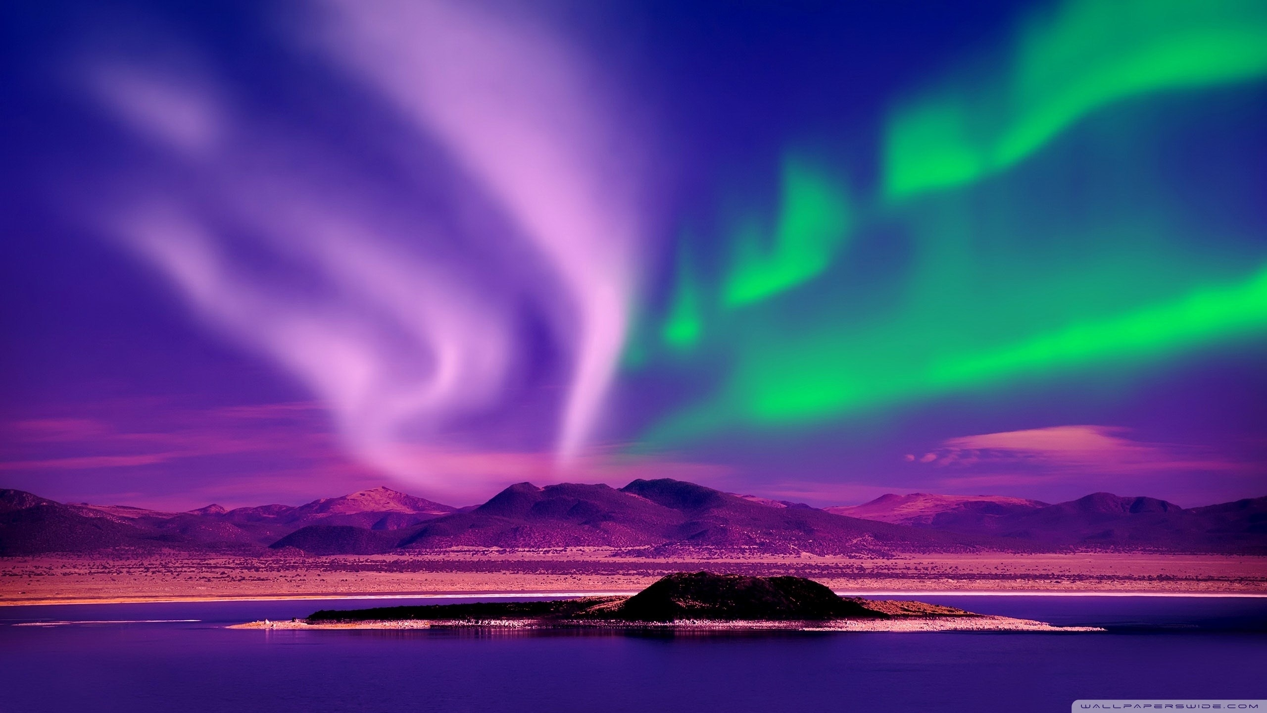 aurora borealis ❤ 4k hd desktop wallpaper for 4k ultra hd tv • wide