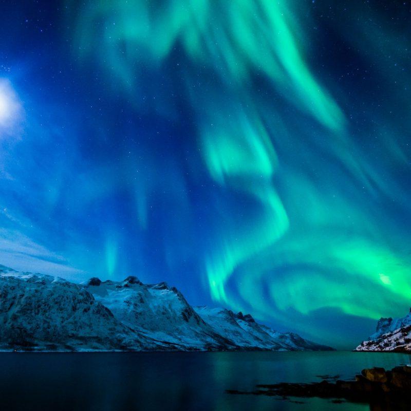 10 Latest Aurora Borealis Wallpaper Hd 1600X900 FULL HD 1080p For PC Desktop 2021 free download aurora borealis over winter mountains full hd fond decran and 800x800