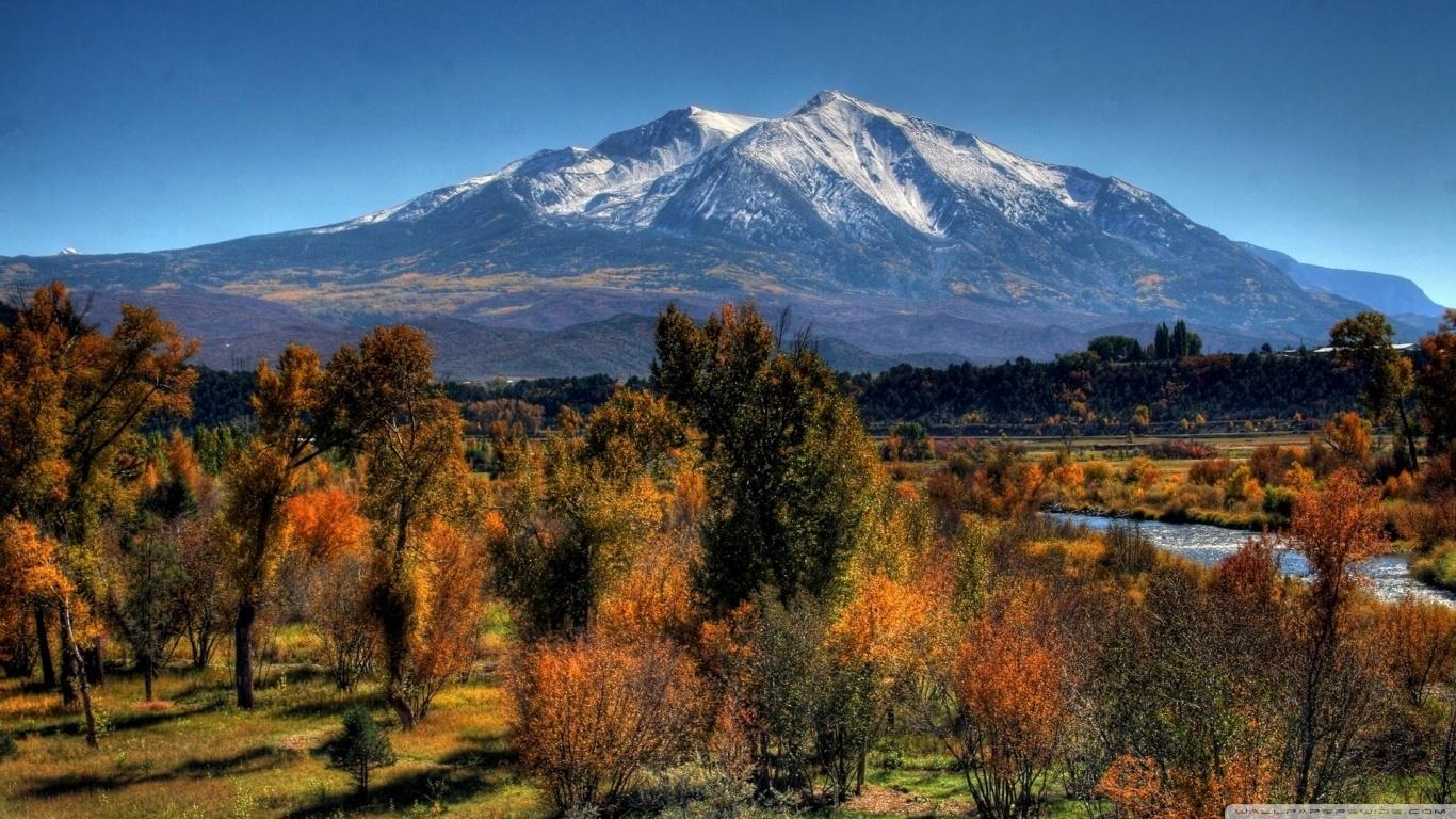 autumn in mountains 2 ❤ 4k hd desktop wallpaper for 4k ultra hd tv