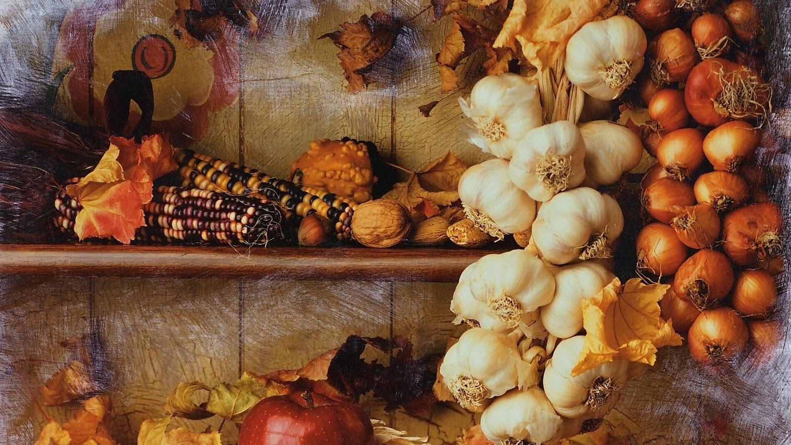 autumn lights picture: autumn harvest desktop wallpapers