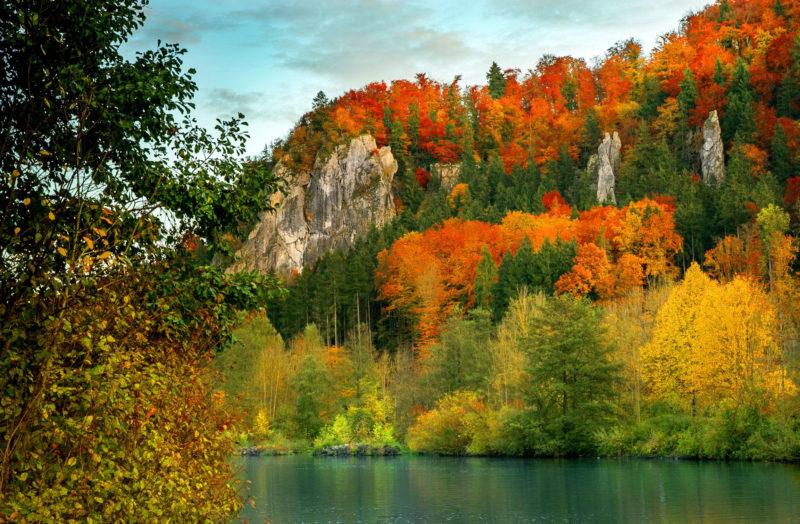 10 Best Fall Mountain Desktop Backgrounds FULL HD 1920×1080 For PC Desktop 2021 free download autumn mountain desktop wallpaper 08237 baltana 1 800x524