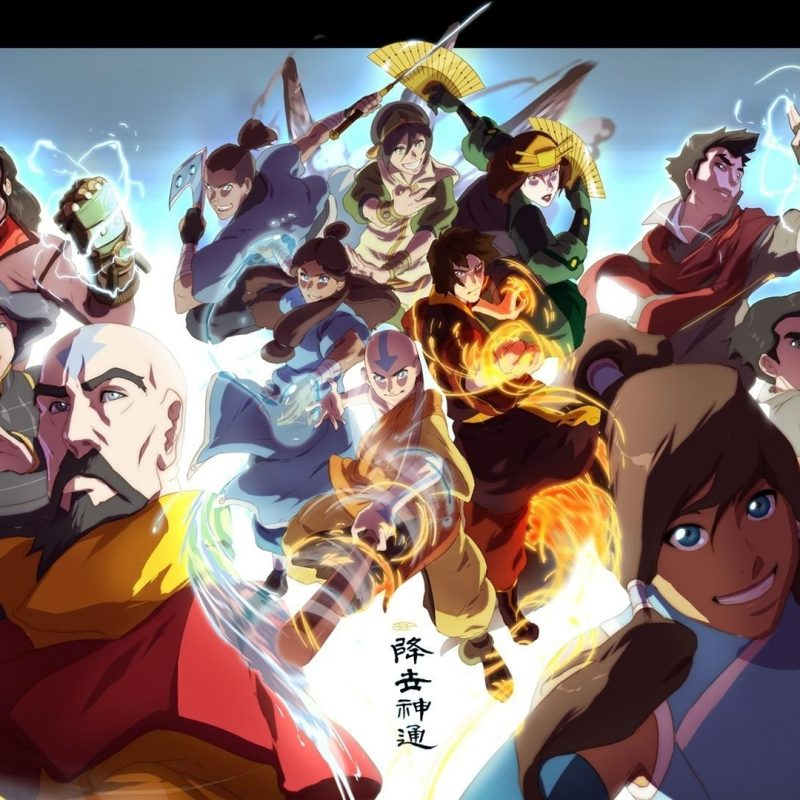 10 Most Popular Avatar The Last Airbender Hd Wallpaper FULL HD 1920×1080 For PC Background 2018 free download avatar the last airbender legend of korra wallpaper 80759 1 800x800