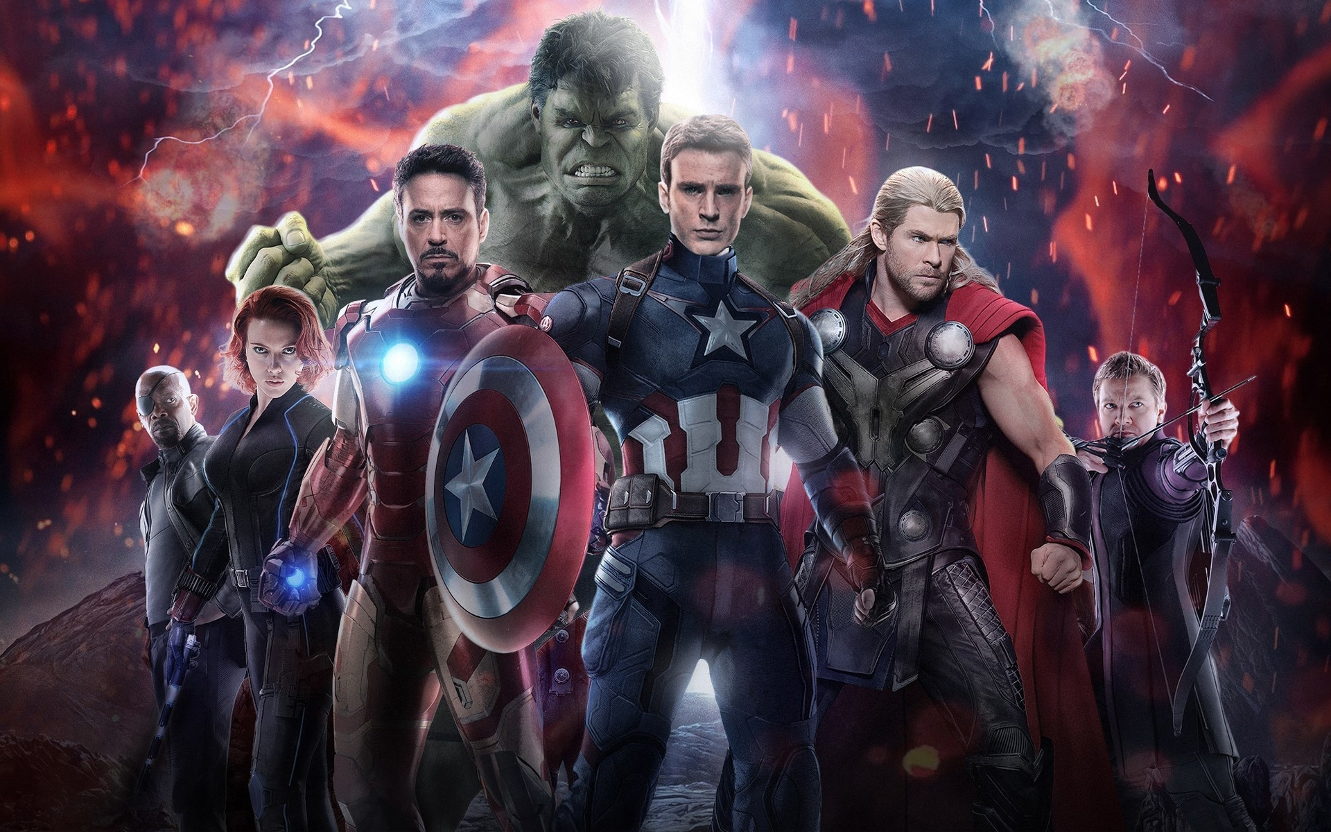 avengers age of ultron 2015 wallpapers | hd wallpapers | id #14609