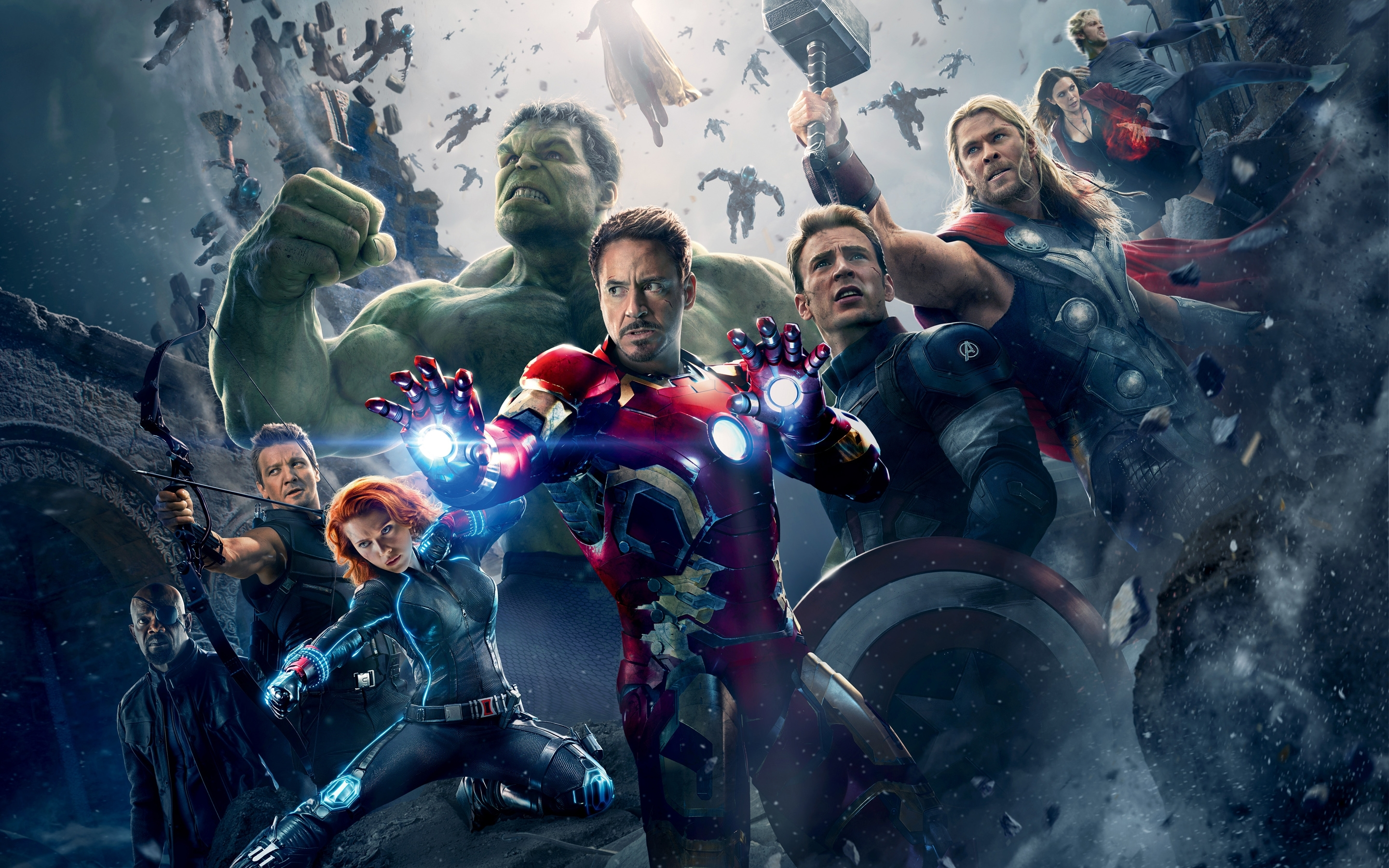 avengers age of ultron wallpapers | hd wallpapers | id #14432