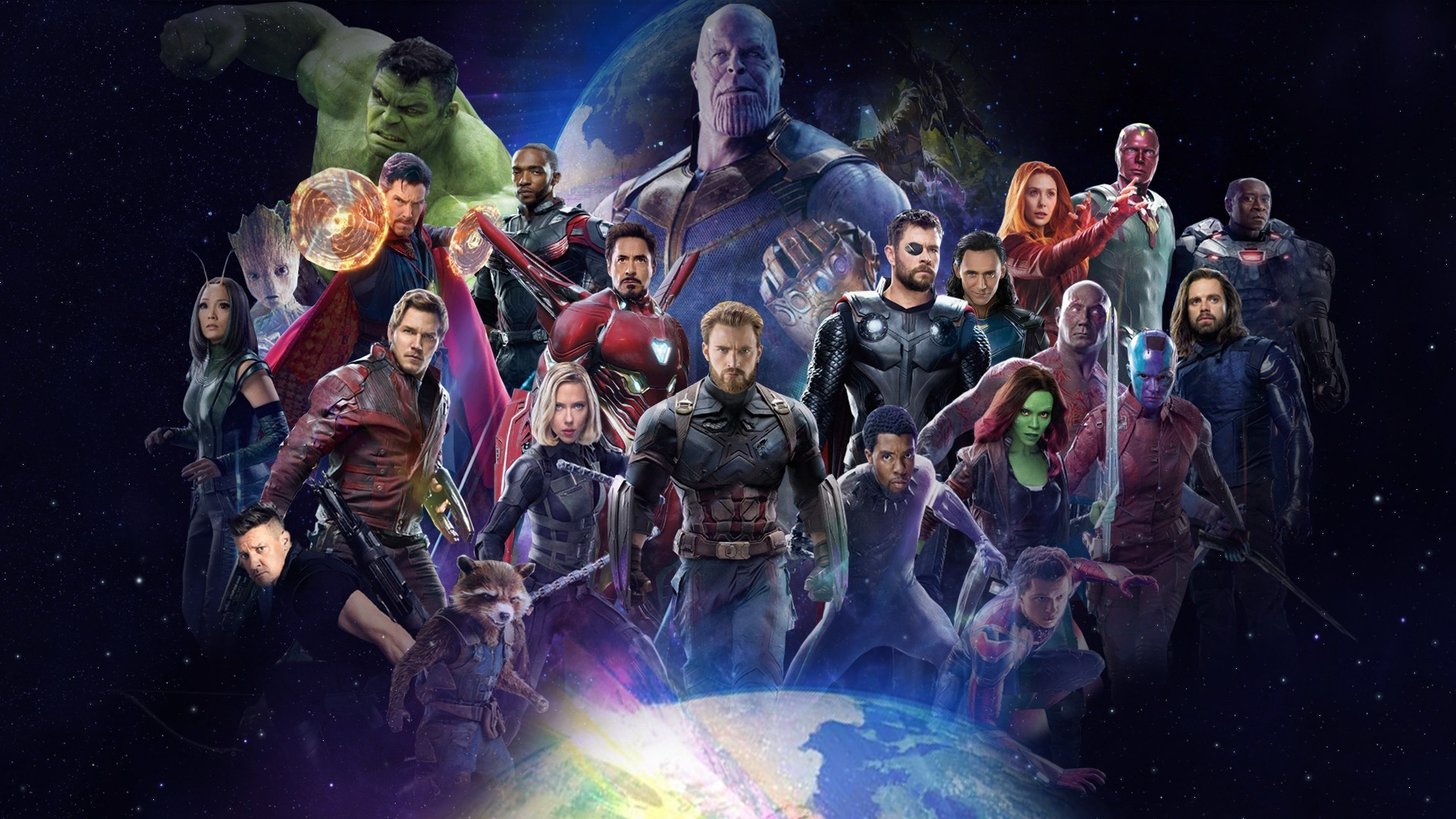 10 Most Popular Infinity War Poster Hd Full Hd 1080p For Pc