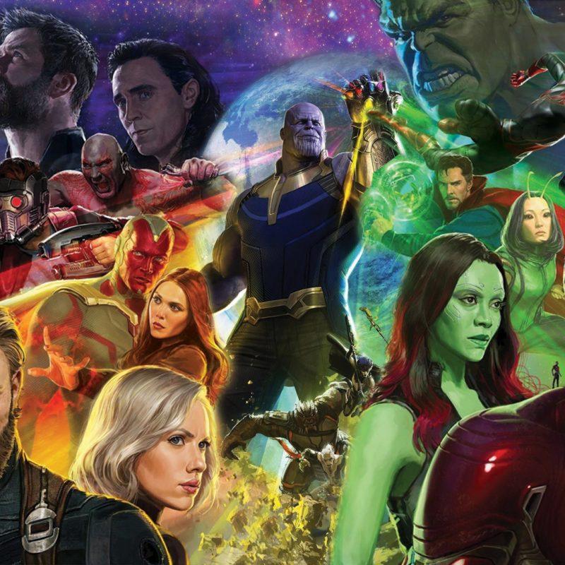 10 New Avengers Infinity War Poster Hd FULL HD 1080p For PC Desktop 2021 free download avengers infinity war hd wallpapers wallpaper cave 2 800x800