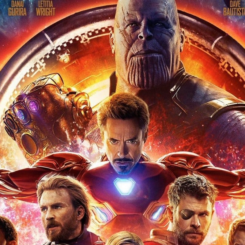 10 New Avengers Infinity War Poster Hd FULL HD 1080p For PC Desktop 2021 free download avengers infinity war poster pits the mcu vs thanos 800x800