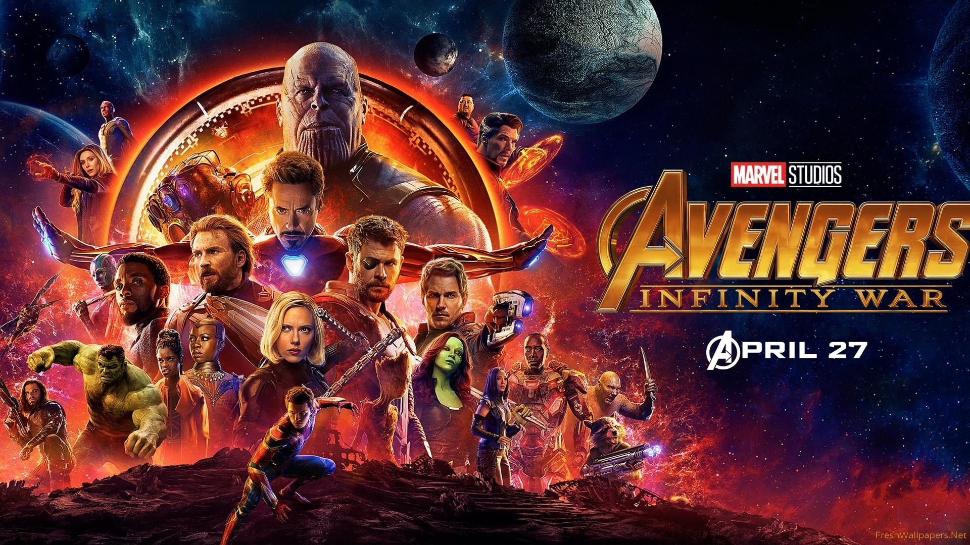 avengers infinity war wallpapers | freshwallpapers