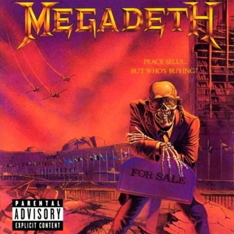 10 New Megadeth Peace Sells Wallpaper FULL HD 1080p For PC Desktop 2018 free download awesome albums peace sells but whos buying megadeth youtube 800x800