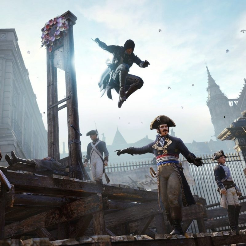 10 New Assassin's Creed Unity Wallpaper FULL HD 1920×1080 For PC Desktop 2018 free download awesome assassins creed unity wallpaper 40773 1920x1080 px 800x800