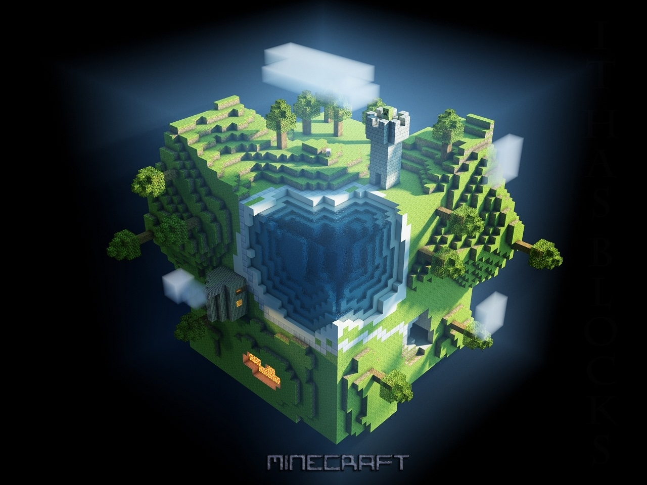 awesome minecraft wallpapers | minecraft | pinterest | minecraft