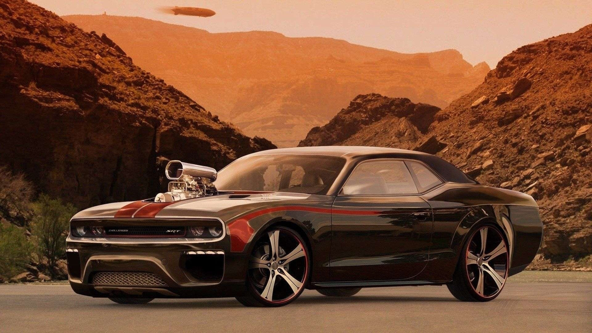 awesome muscle cars wallpaper for mobile | car's wallpapers