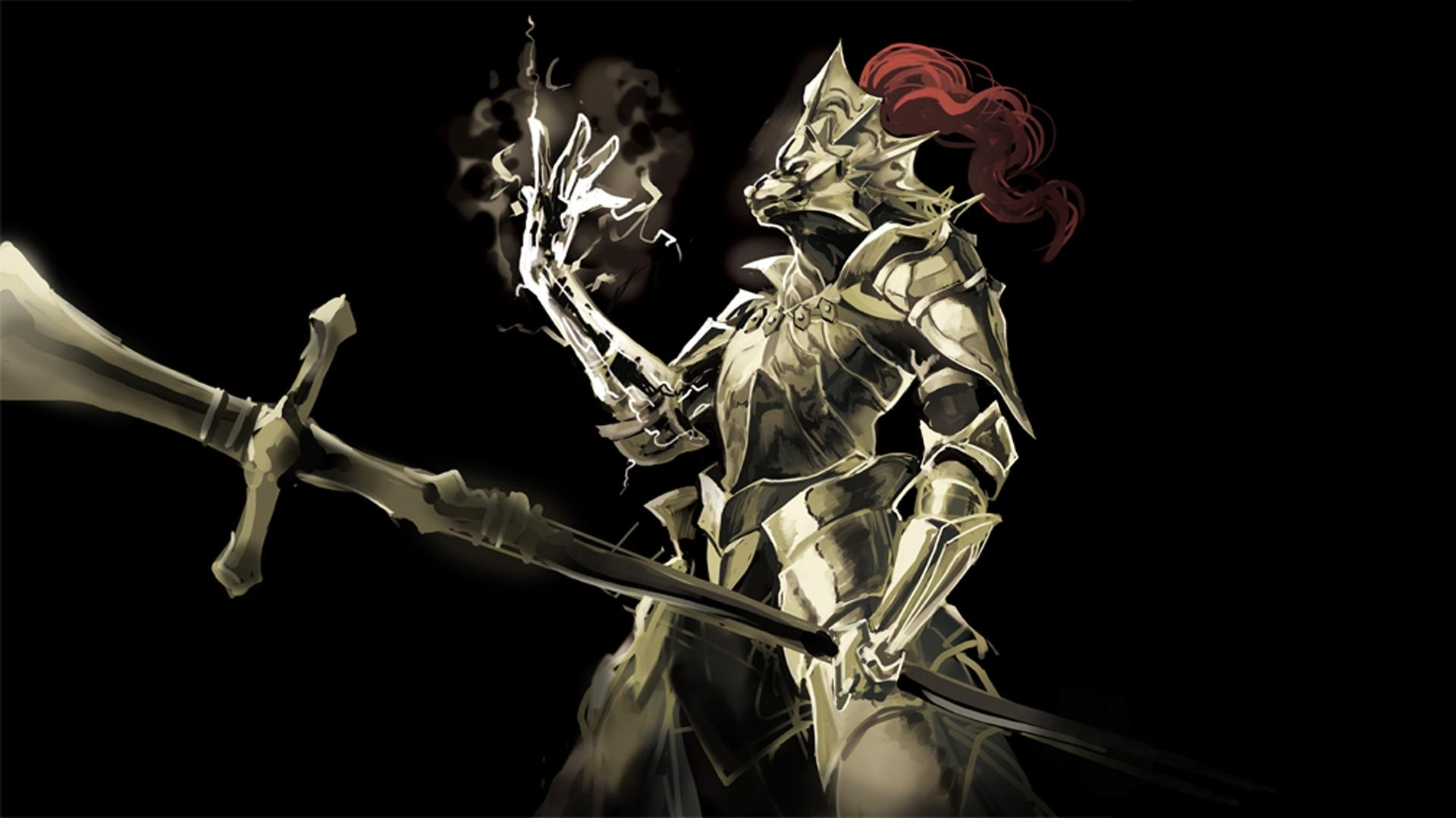 awesome ornstein wallpaper : darksouls