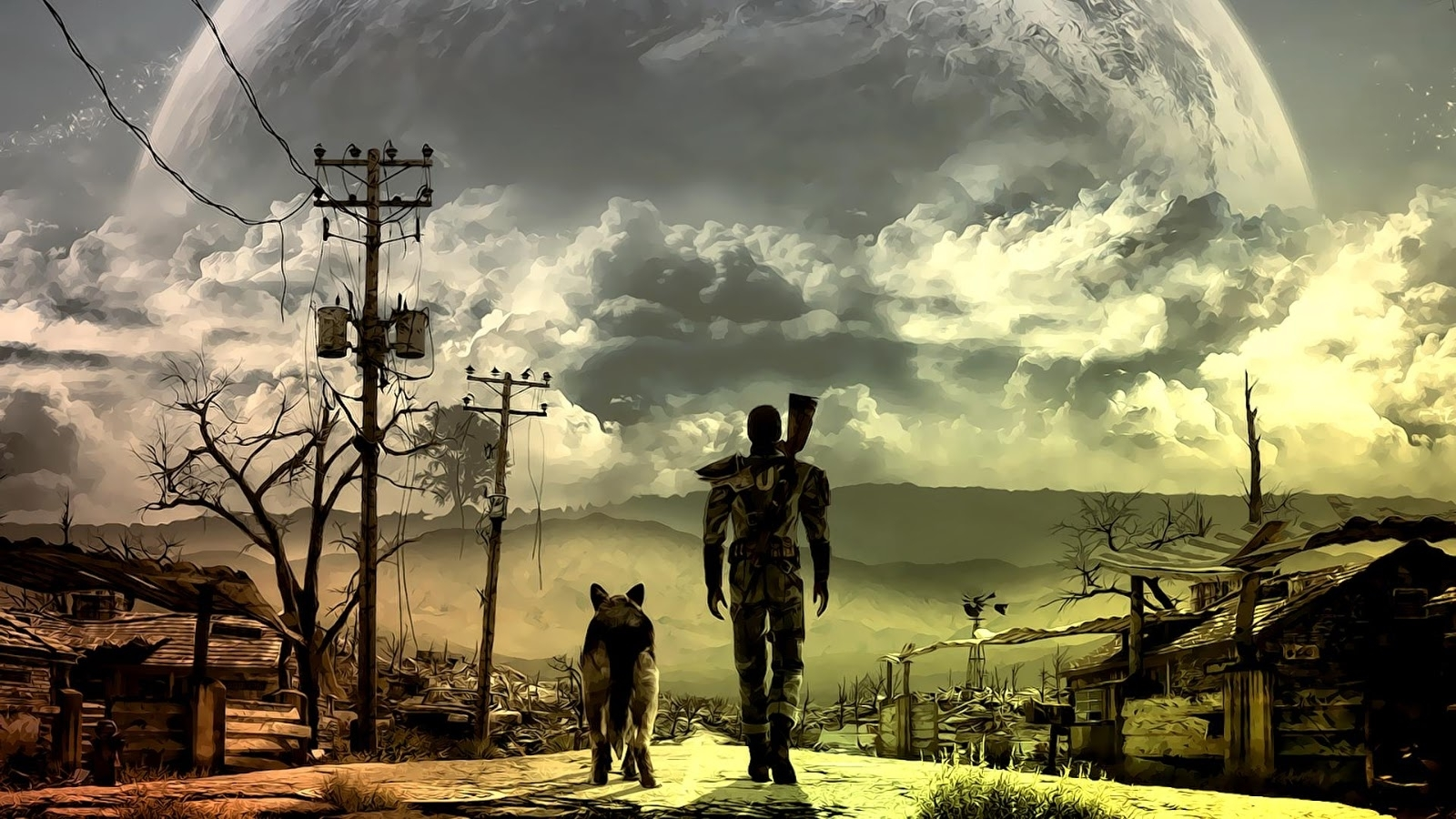 b.h gaming blog: fallout game story + background part 1