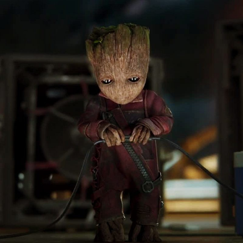 10 Latest Baby Groot Hd Wallpaper FULL HD 1080p For PC Background 2018 free download baby groot guardians of the galaxy vol 2 hd wallpaper 13719 baltana 800x800