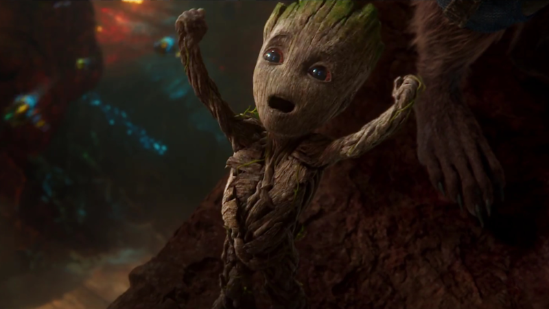 10 Most Popular Baby Groot Wallpaper Hd FULL HD 1080p For PC Desktop 2018 free download baby groot wallpapers hd wallpapers wallpapers for desktop in 2019 800x450