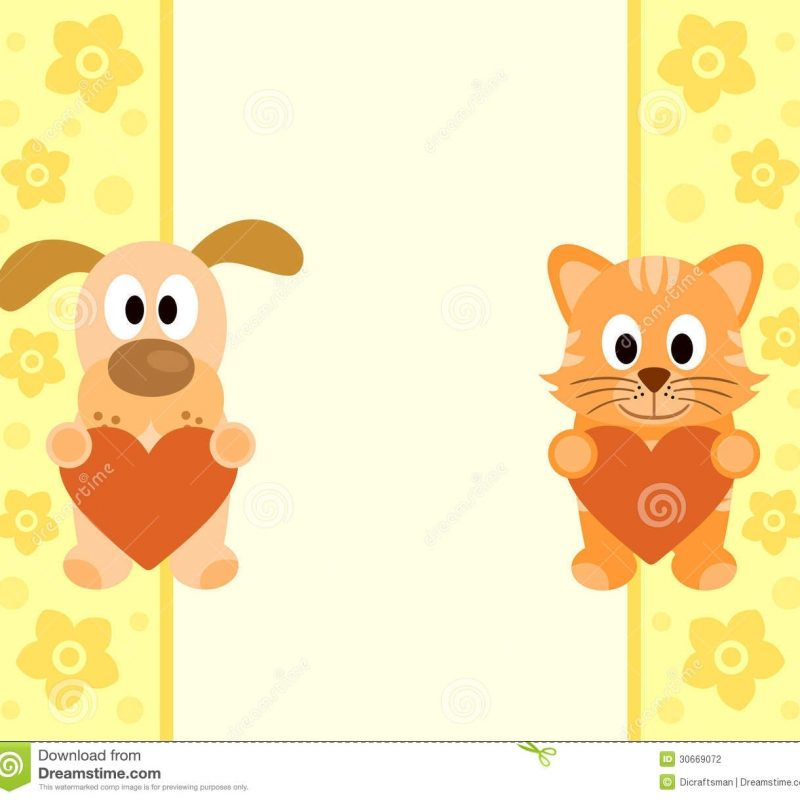 10 Best Cat And Dog Background FULL HD 1920×1080 For PC Background 2018 free download background card with cartoon cat and dog stock vector illustration 800x800
