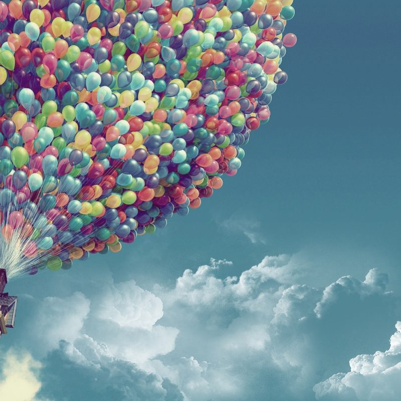 10 Latest Up House Pixar High Resolution FULL HD 1080p For PC Background 2020 free download balloons clouds houses pixar skyscapes up movie walldevil 800x800