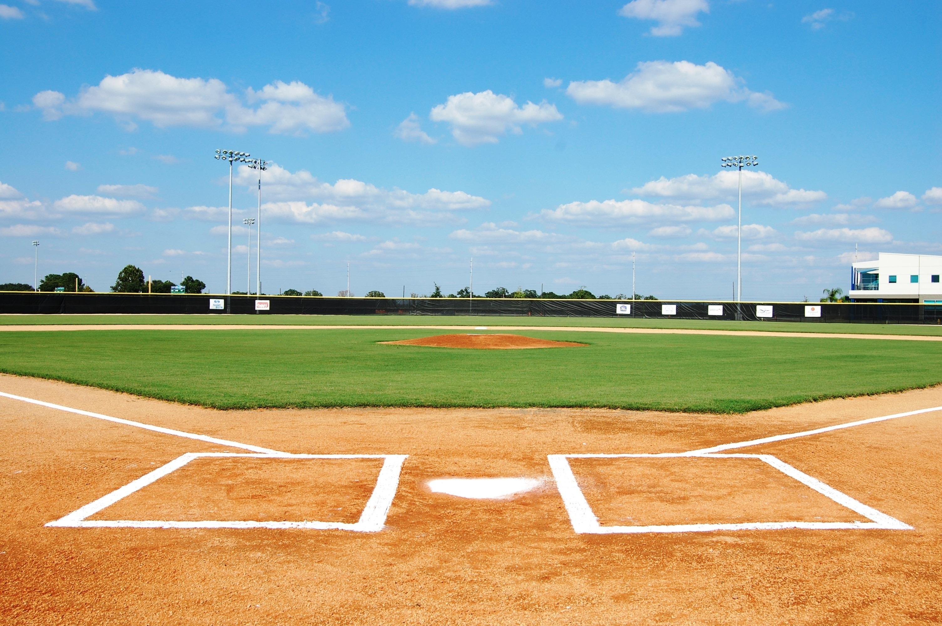 baseball field widescreen wallpaper 50243 3008x2000 px