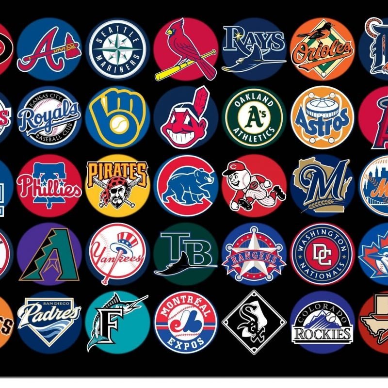 10 Top Every Baseball Team Logo FULL HD 1080p For PC Background 2020 free download baseball team logos google search sports pinterest major league 800x800