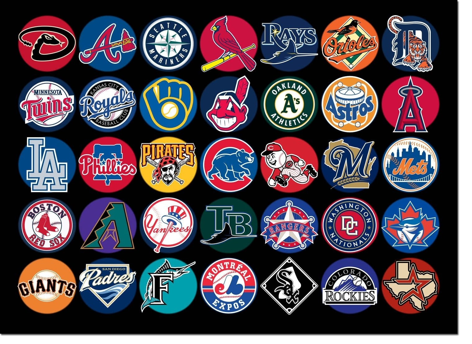 baseball team logos - google search | sports | pinterest | major league