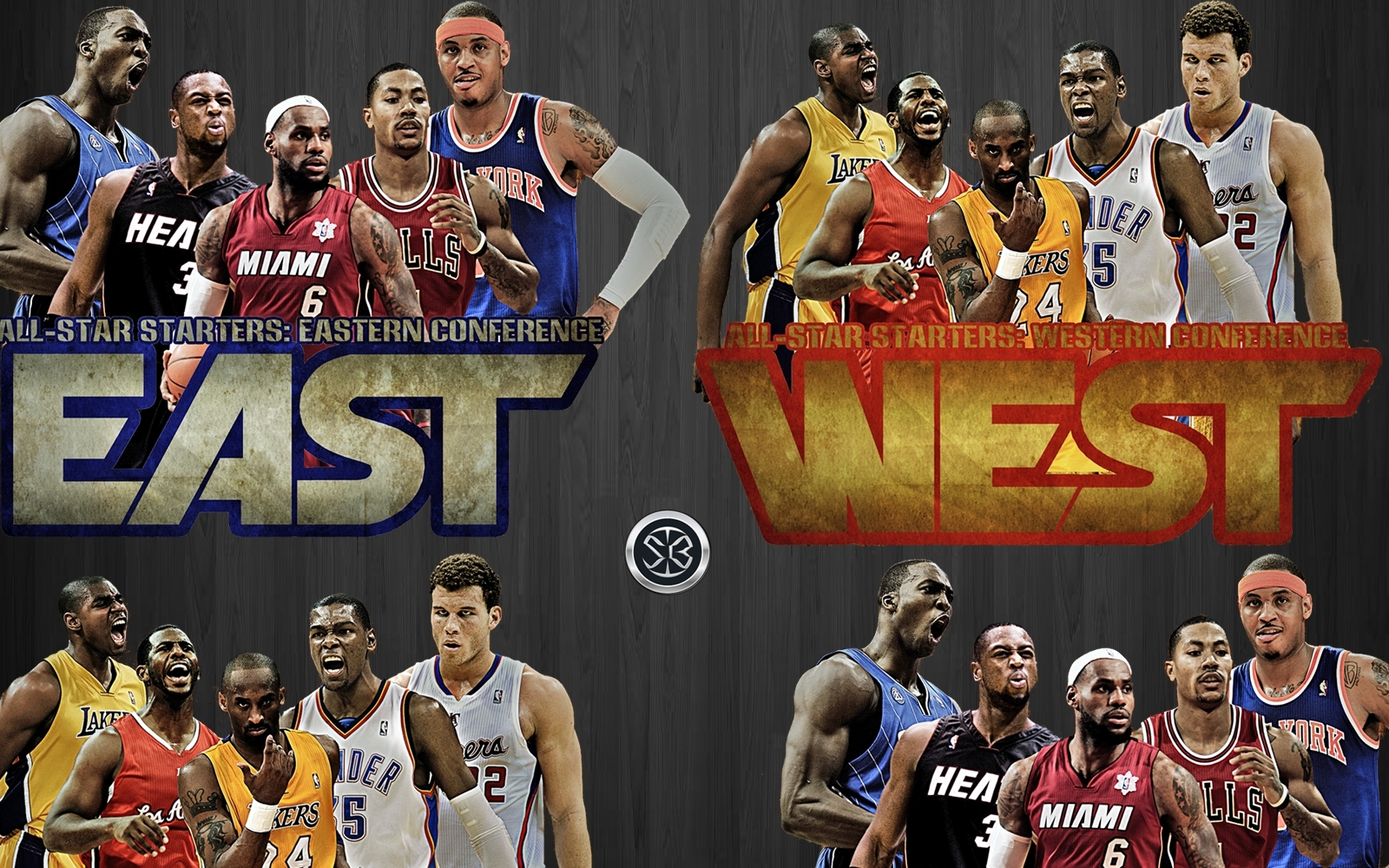 basketball stars picture: nba all star streetball wallpaper