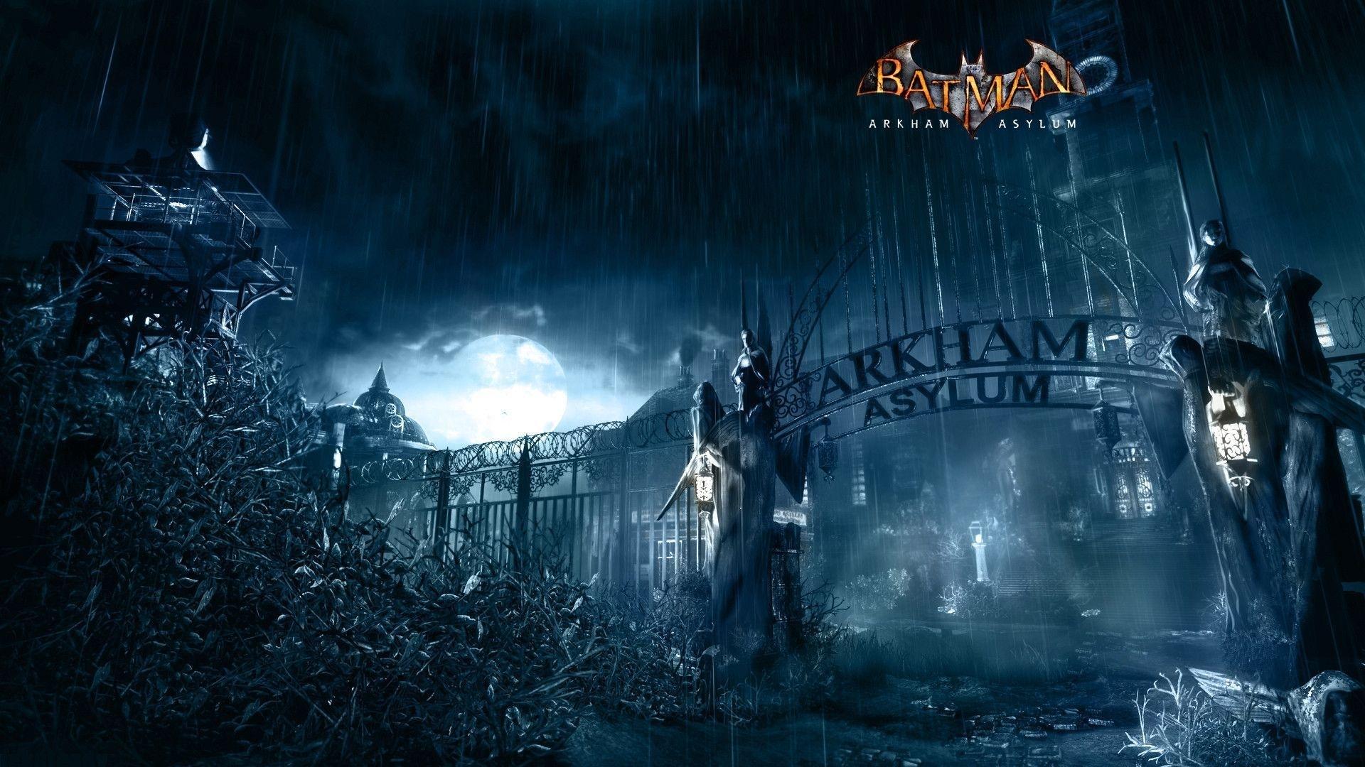 batman arkham asylum new wallpapers 01955 - baltana