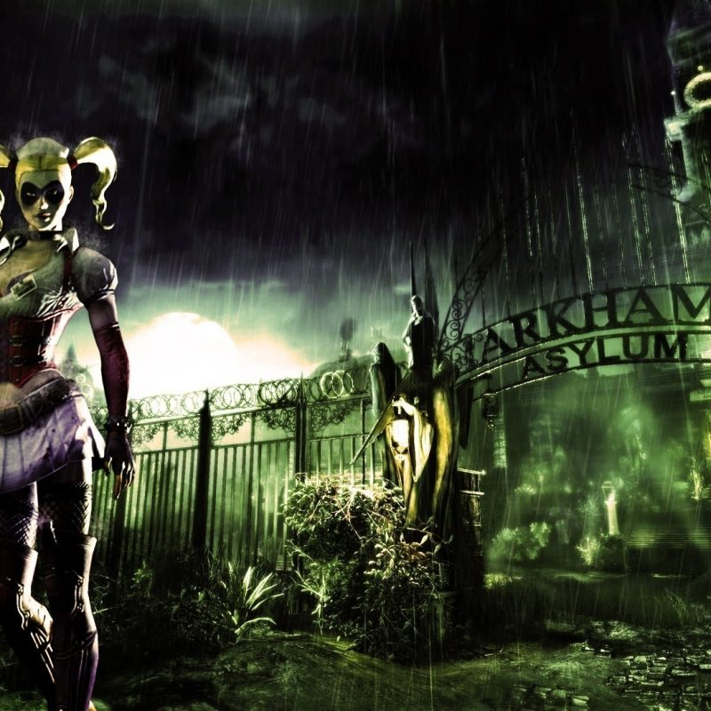 10 Top Arkham Asylum Wallpaper Hd FULL HD 1080p For PC Background 2020 free download batman arkham asylum wallpapers hd backgrounds images pics photos 800x800