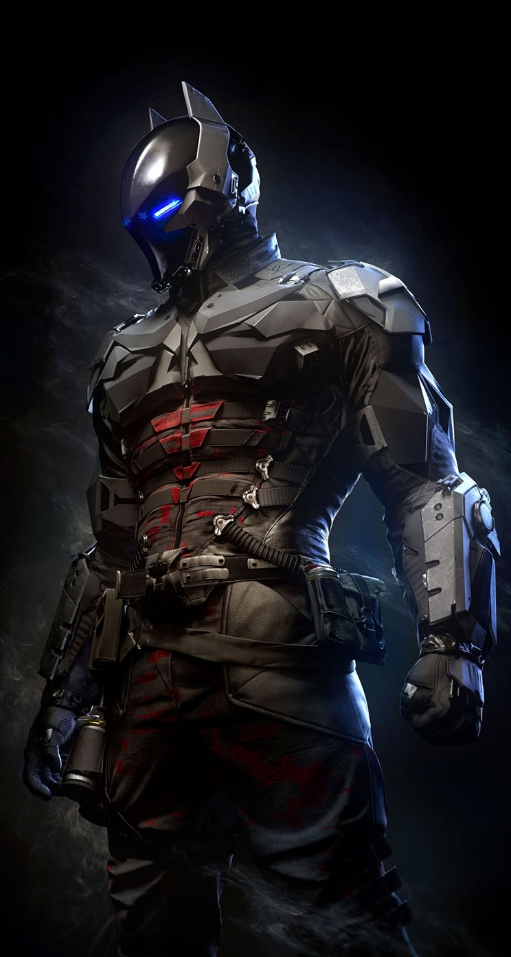 batman arkham knight - the iphone wallpapers