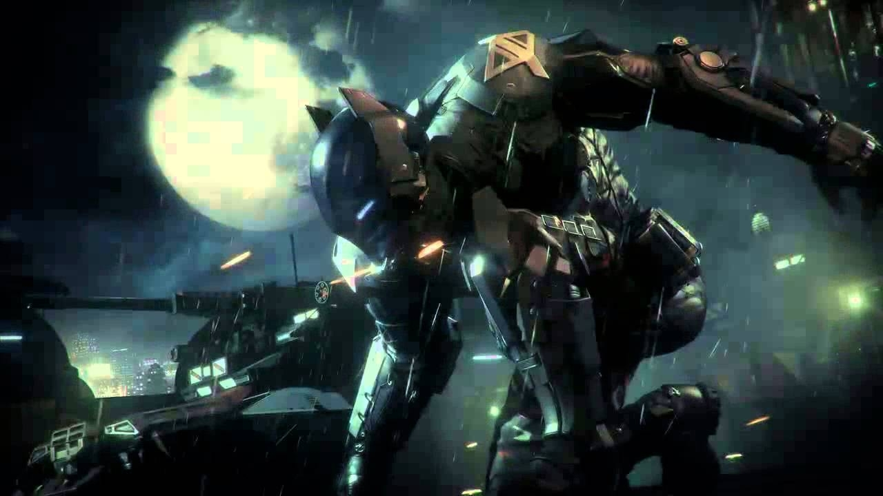 batman arkham knight wallpaper reveal - youtube