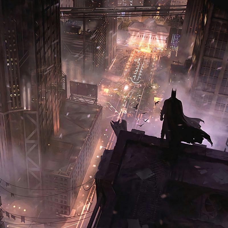 10 Best Gotham City Wallpaper Hd FULL HD 1920×1080 For PC Desktop 2021 free download batman gotham city dc comics wallpaper 29474 800x800
