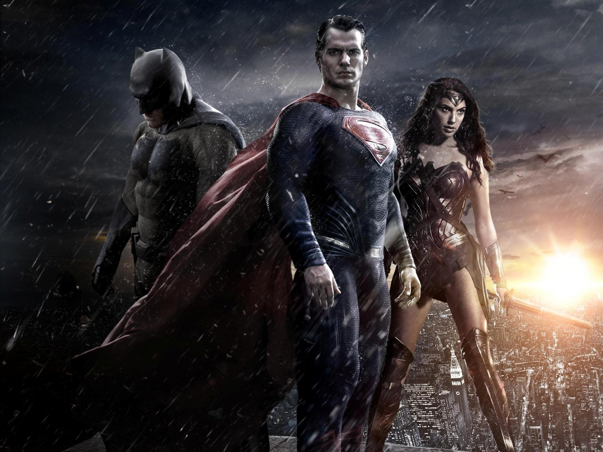batman v superman: dawn of justice - une seconde bande-annonce